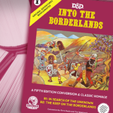 Into the Borderlands 3rd Printing Now In Stores