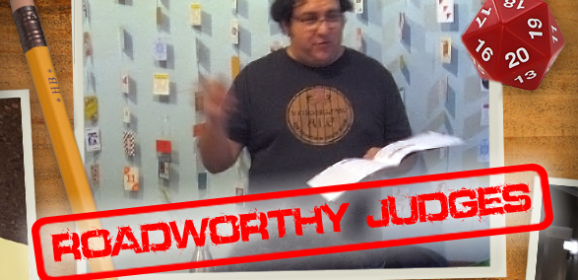 Roadworthy: Judge Mario!