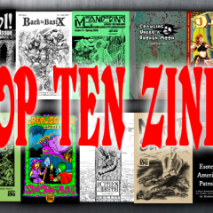 2018 Best Selling DCC Third Party Products, Part 1: Zines