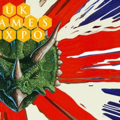 We're Coming to the UK Games Expo 2019!