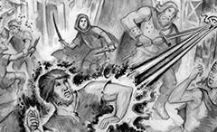 DCC Lankhmar Episode 2: The Spire of Djil
