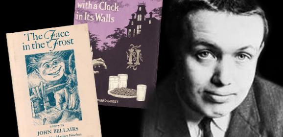 Adventures in Fiction: John Bellairs
