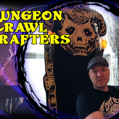 Dungeon Crawl Crafters: Tommy and the DCC Throne