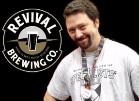 Join Judge Brendan at Revival Brewery This Saturday!