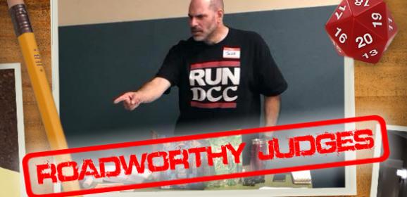 Roadworthy: Judge Jeff Bernstein!