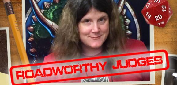 Roadworthy: Judge Val Emerson!