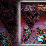 Announcing the Cover Art to DCC #99: The Star Wound of Abaddon