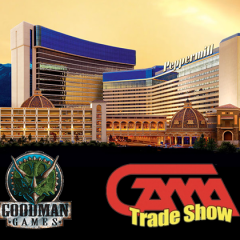 Retailers! Visit Us At The GAMA Trade Show 2019!