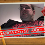 Roadworthy: Judge Tom Fritchman!