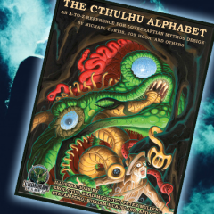 The Cthulhu Alphabet is Coming!