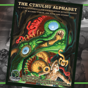 Last Chance for Cthulhu Alphabet Kickstarter!