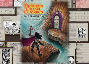 DCC RPG Officially Available on Fantasy Grounds