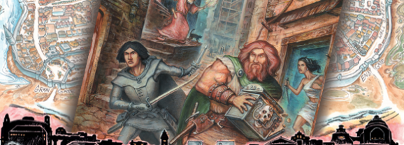 DCC Lankhmar Now Open for Pre-Order!