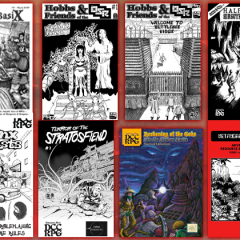 New DCC Zines & More in Our Online Store!