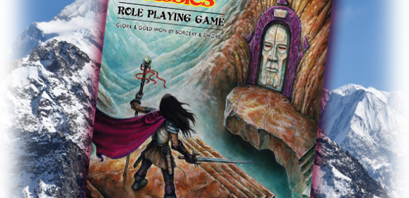 DCC RPG Core Rulebook Back In Stock