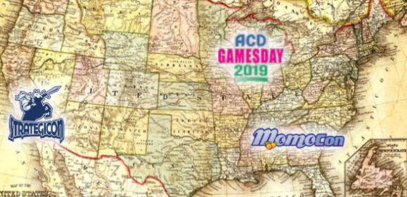 It's a Three-Con Week! Visit us in LA, Atlanta, and Wisconsin!