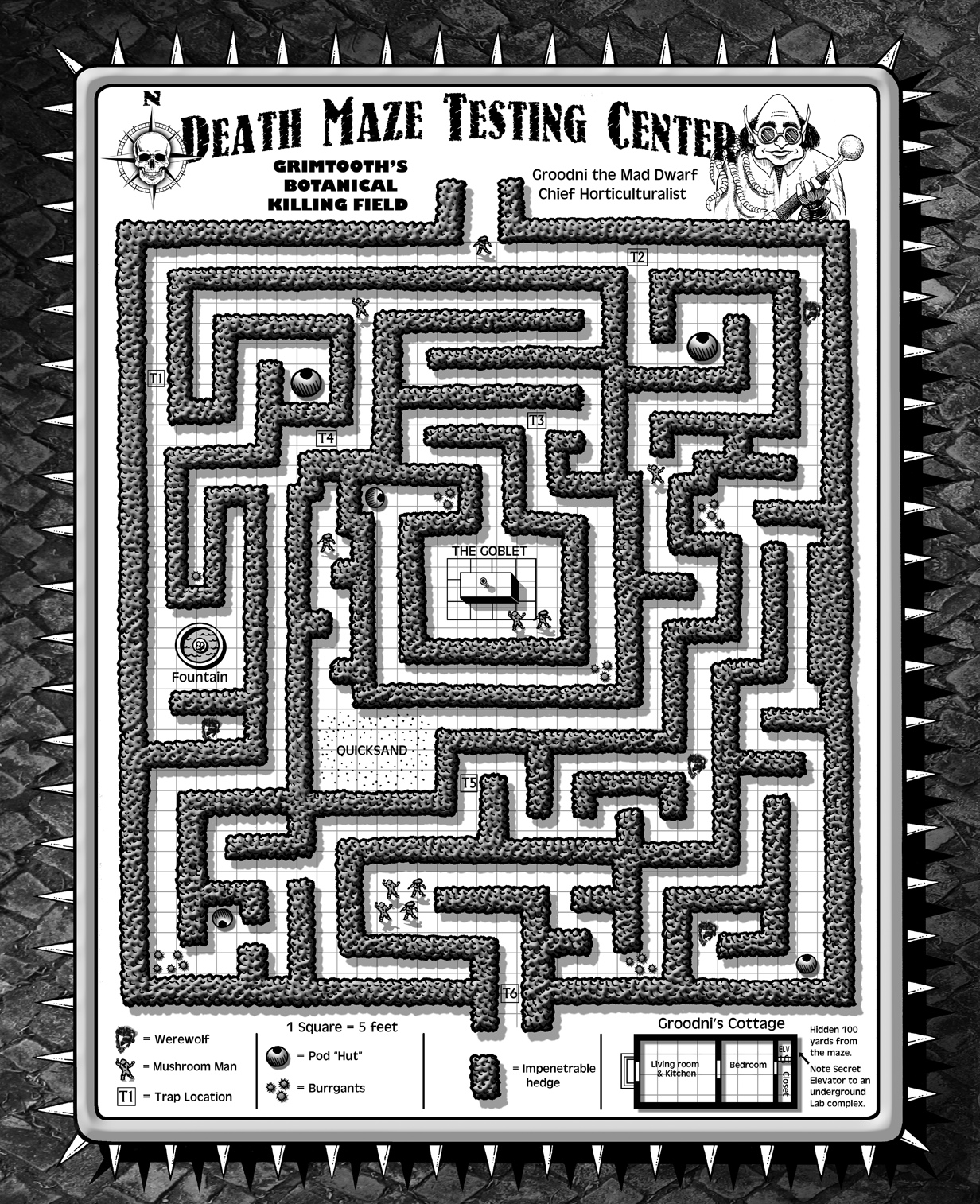 MAP Deathmaze