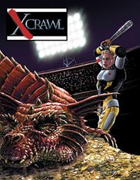 Xcrawl GM Screen & Adventure