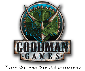 Goodman Games | Metamorphosis Alpha