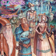 Dungeon Crawl Classics #88 – The 998th Conclave of Wizards – PDF