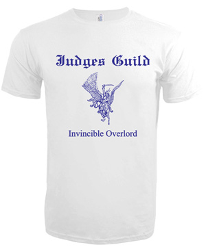 Judges Guild Invincible Overlord T-Shirt