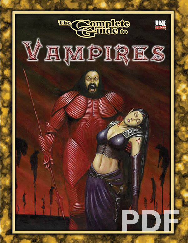 Complete Guide to Vampires PDF