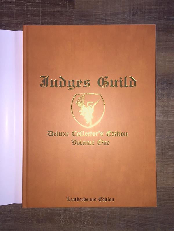 Judges Guild Collectors Edition