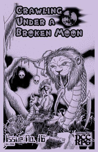 Crawling Under a Broken Moon #16