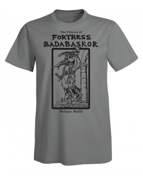 Badabaskor Shirt