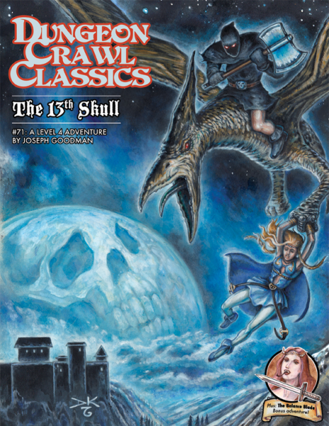 The 13th Skull