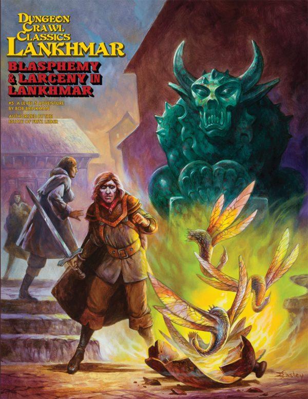 5: Blasphemy and Larceny in Lakhmar: Dungeon Crawl Classics RPG Lankhmar (T.O.S.) -  Goodman Games