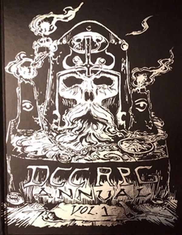 Dungeon Crawl Classics Annual Foil Ed RPG -  Goodman Games