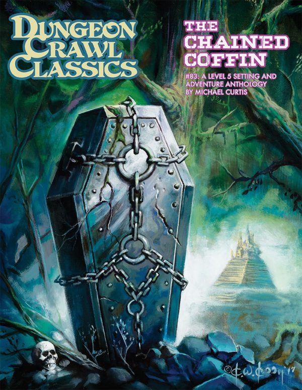 The Chained Coffin