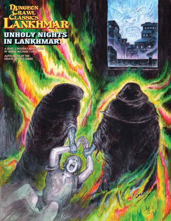 10: Unholy Nights in Lankhmar: Dungeon Crawl Classics RPG Lankhmar (T.O.S.) -  Goodman Games