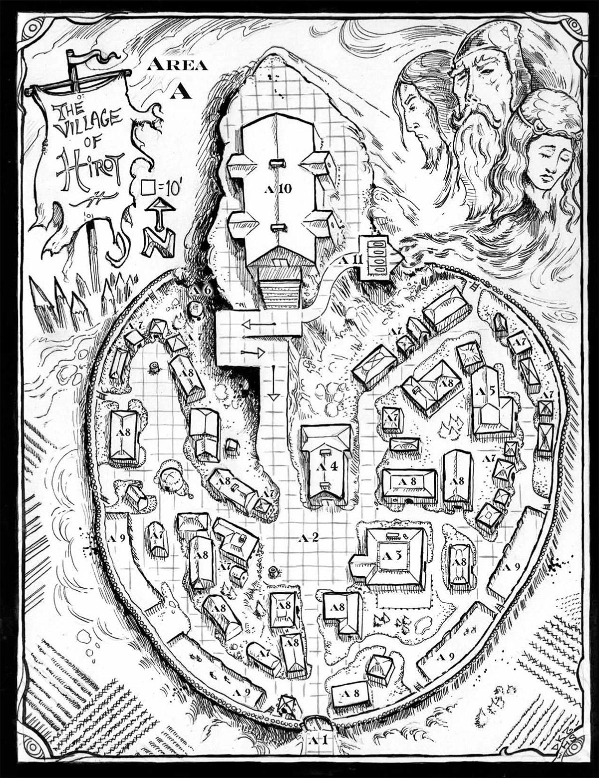 DCC 66.5 Hirot Map