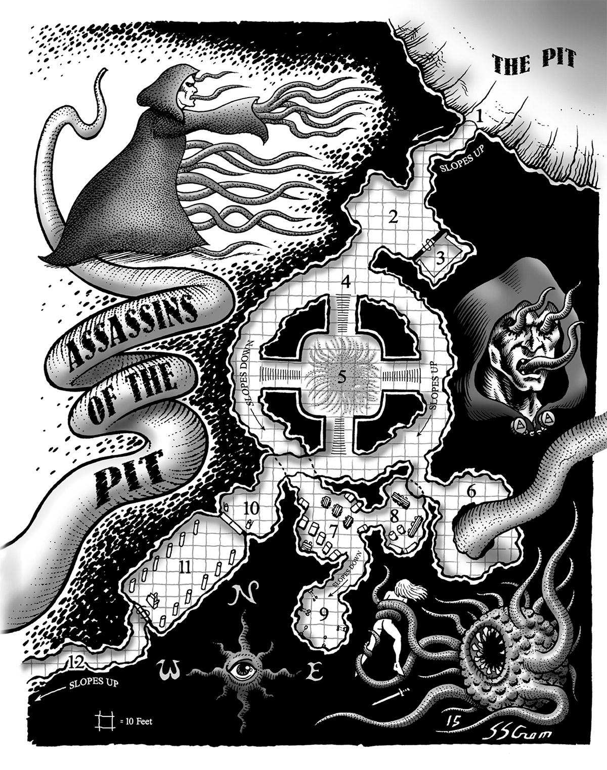 DCC 68 Assassins of the Pit