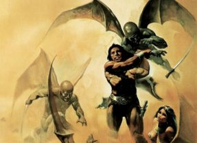 Sword and Planet as Blood and Thunder: Robert E. Howard's Almuric