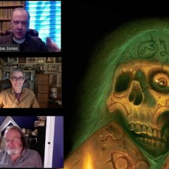 A Video Chat and Look Behind the Scenes with Skull & Friends