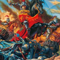 Poul Anderson's The High Crusade