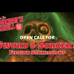 Last Day for Sword & Sorcery Fiction Open Call!