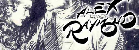 A Profile of Legendary Illustrator Alex Raymond