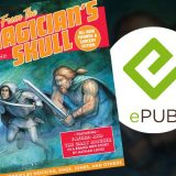 ePub Format Comes to Tales From The Magician's Skull