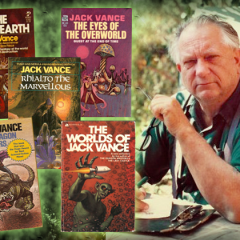 Adventures in Fiction: Jack Vance