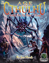 Age of Cthulhu 8: Starfall Over the Plateau of Leng