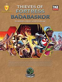 JG1: Thieves of Fortress Badabaskor