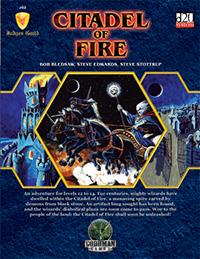 JG2: Citadel of Fire