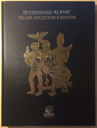 Deluxe Collector's Edition, Gold Foil Cover