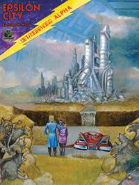 Epsilon City  (sourcebook)