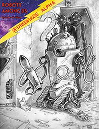 Robots Among Us  (sourcebook)