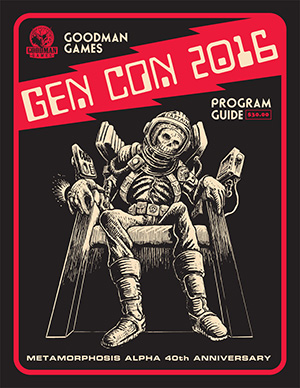 Gen Con 2016 Program Guide
